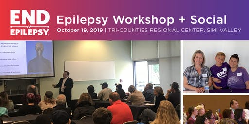 Epilepsy Workshop+Social - Simi Valley