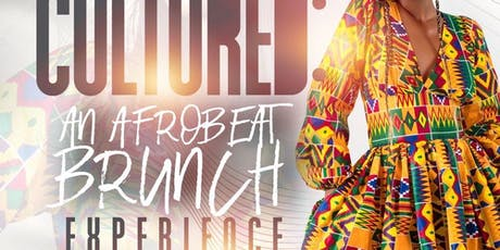 Cultured: An Afrobeat Brunch Experience tickets