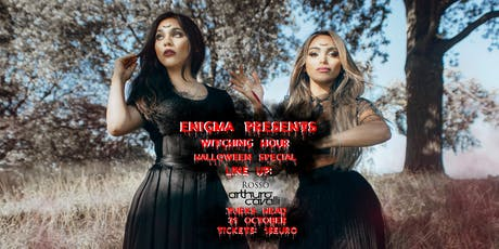 Enigma Presents : Witching Hour Halloween Special! entradas