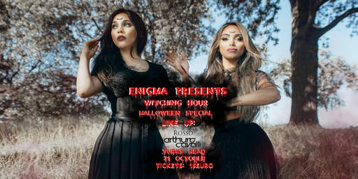 Enigma Presents : Witching Hour Halloween Special!
