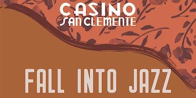 Casino's Fall into Jazz Series