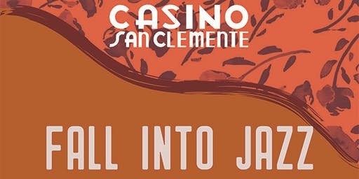 Casino's Fall into Jazz Series