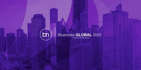 Bluenotes GLOBAL 2020 Conference tickets