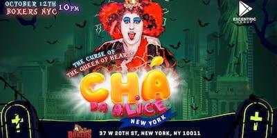 event image Chá da Alice ( Alice's tea) 10/12 NYC - Halloween party