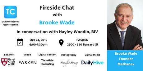 Fireside Chat with Brooke Wade tickets