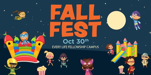 Life Fellowship Fall Fest - West 6:30