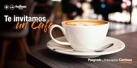 Café Informativo - Diplomado en Project Administration boletos