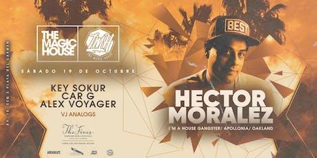 The Magic House at The Fives - Sabado 19 Octubre - Hector Moralez tickets