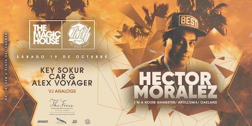 The Magic House at The Fives - Sabado 19 Octubre - Hector Moralez