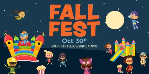 Life Fellowship Fall Fest - Hernando