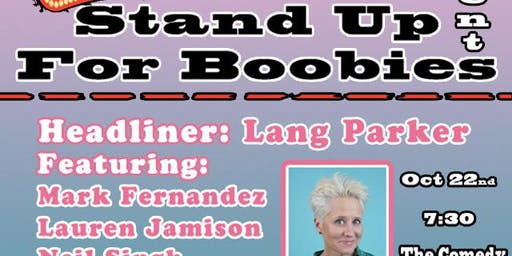 STAND-UP FOR BOOBIES FUNDRAISER