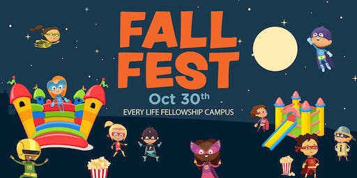 Life Fellowship Fall Fest - West 7:30