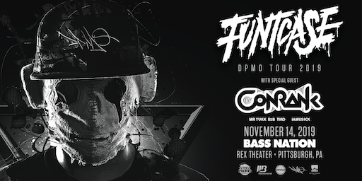 Bass Nation Presents: Funtcase w/Conrank