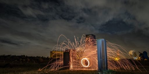 Masterclass Fotografie: Lightpainting spelen met Vuur
