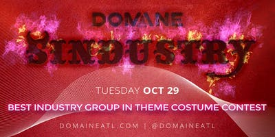 SINdustry Tuesdays at Domaine