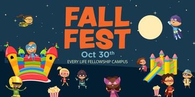 Life Fellowship Fall Fest - Olive Branch 7:30
