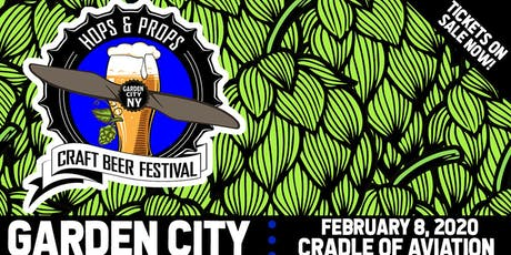 Hops & Props Craft Brew Festival tickets