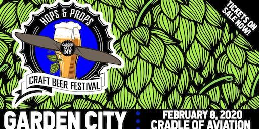 Hops & Props Craft Brew Festival
