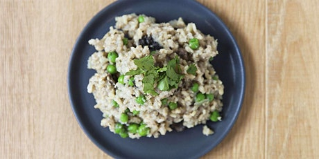Simple Risotto - Cooking Class by Cozymeal™ tickets