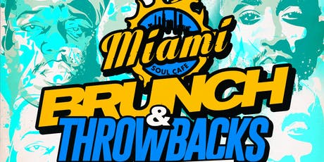 """Free Mimosa """"Brunch & Throwbacks"""" tickets"""