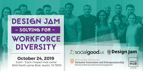 Design Jam - Solving for Workforce Diversity tickets
