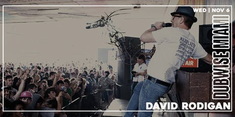 Dubwise Miami feat David Rodigan tickets