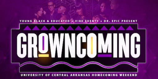 Growncoming: UCA Homecoming Weekend
