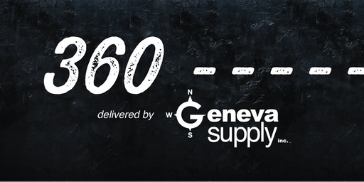 360 - Delivered by Geneva Supply