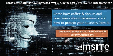 Coffee Connections: An Executive Briefing Event on Ransomware tickets