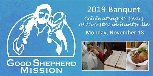 Good Shepherd Mission - 2019 Banquet