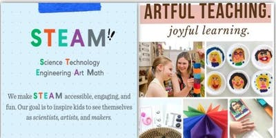 Hudson County, New Jersey S.T.E.M Arts & Crafts  Class (Drop Offs Welcome