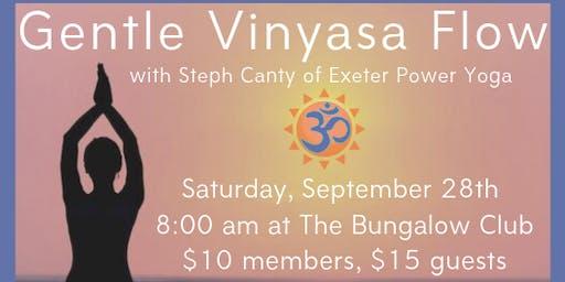 Gentle Vinyasa Flow Yoga