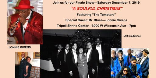 SOULFUL CHRISTMAS CELEBRATION