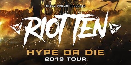 Bass Nation Presents: Riot Ten tickets