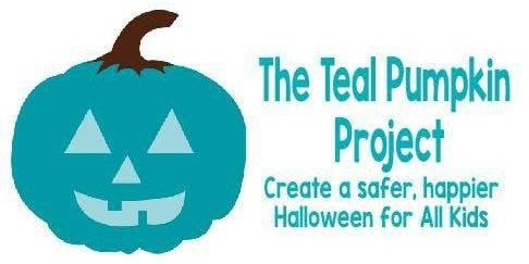 Teal Pumpkin Painting Party