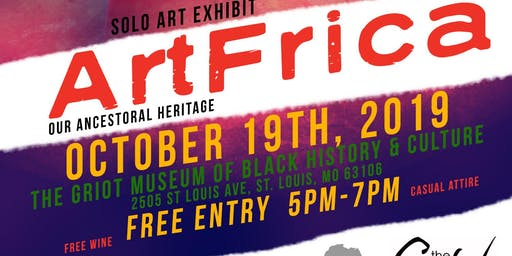 ArtFrica: Our Ancestoral Heritage