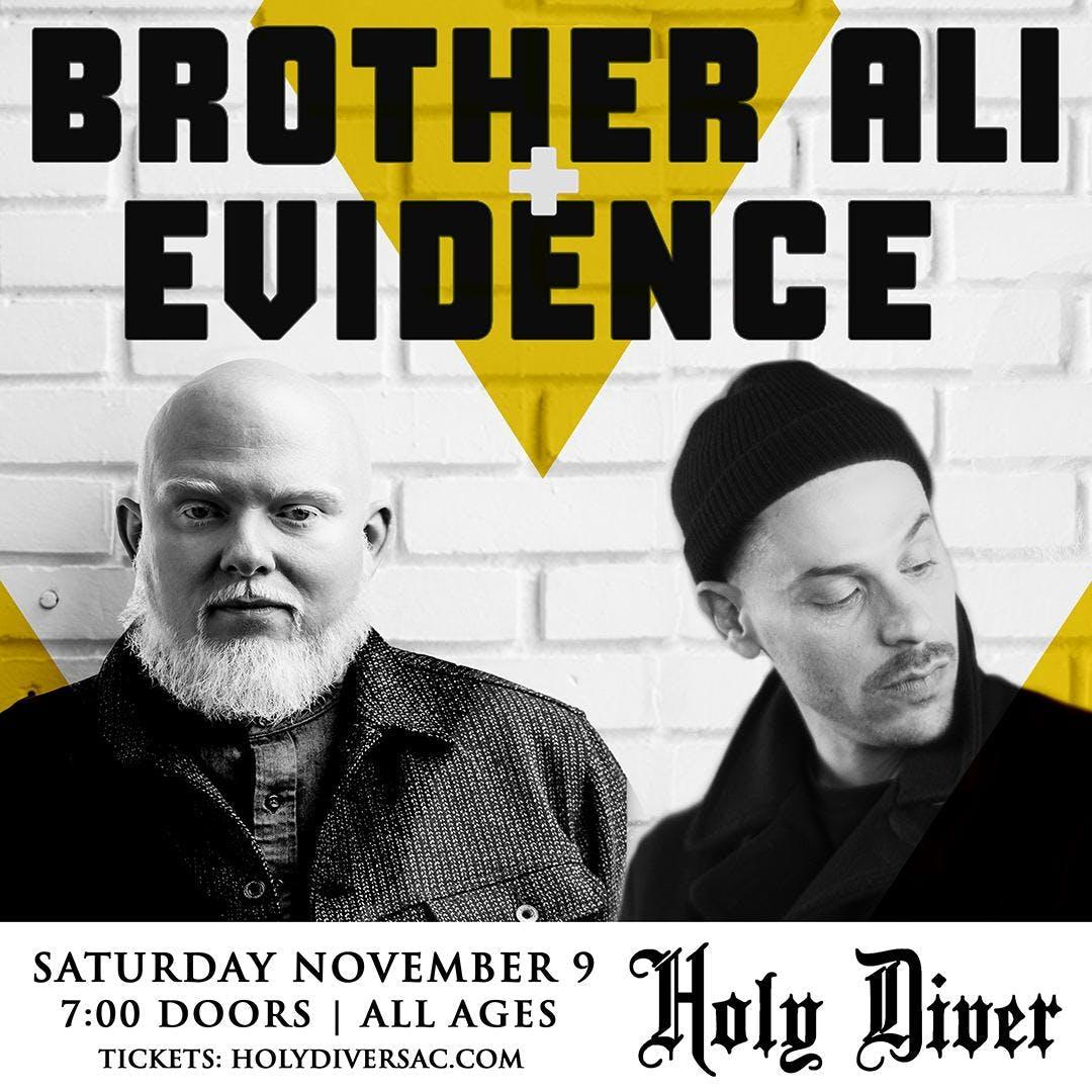 Evidence x Brother Ali