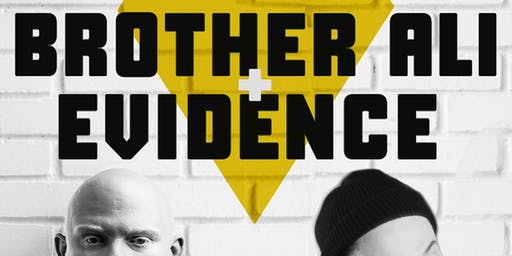 Evidence x Brother Ali @ Holy Diver