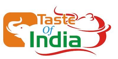 Taste of India Wine Pairing Dinner III (Sun)