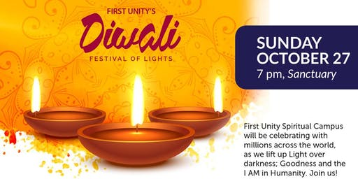 DEWALI - First Unity's Festival of Lights