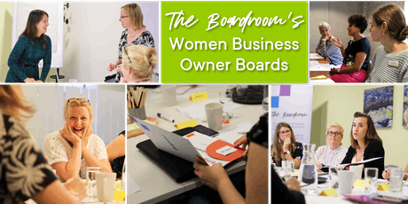 Free Taster of The Boardroom's Women Business Owner Boards - Southampton (OUTER) tickets