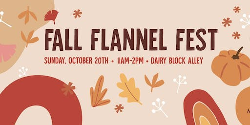Fall Flannel Fest