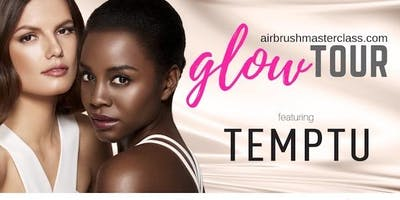 AirBrush Master Class with Temptu and Beat School of Makeup Artistry