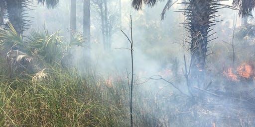 Prescribed Burning for T&E Species on Mitigation Sites
