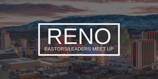 Reno Pastors/Leaders Meet Up