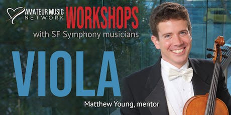 Viola Workshop tickets