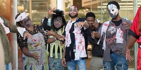Thriller Dance Practice for Thriller Halloween Night tickets