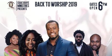 Back to Worship tickets