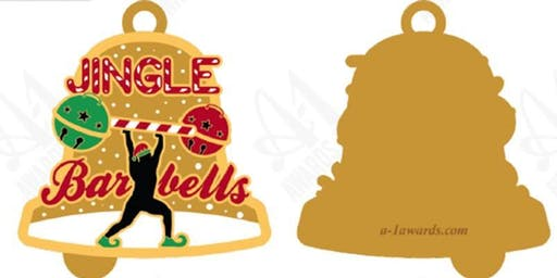 Jingle Barbells Weightlifting Championships