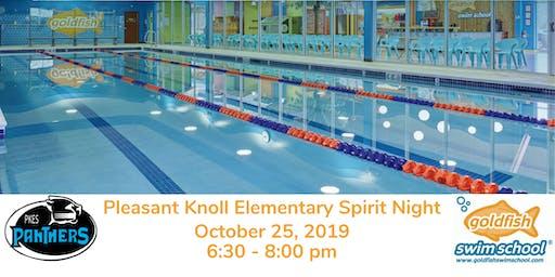 Pleasant Knoll Elementary School Spirit Night